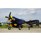 Hookll F4U Warbird 1200mm Wingspan EPO RC Airplane KIT/PNP With Retractable Landing Gear Aircraft Plane
