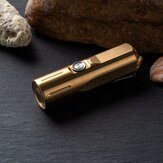 ROVYVON Aurora A29 Cu/Brass Compact High-CRI EDC Flashlight 700lm USB Rechargeable