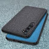 Bakeey Luxury Cotton Cloth Protector a prueba de golpes Caso para Xiaomi Mi Note 10 / Xiaomi Mi Note 10 Pro / Xiaomi Mi CC9 Pro