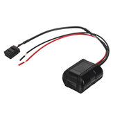 Auto bluetooth radio adapter zend connecter draad kabel voor BMW E46 E39 E53