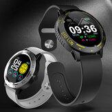 Bakeey C68 Full Touch Aptidão Pulseira Rastreador Coração Monitor de Pressão Arterial Monitor de Tempo Monitor de Relógio Inteligente