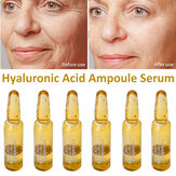 7pcs sérum facial hydratant à l'acide hyaluronique