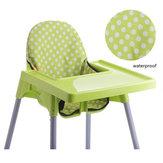 Asiento de comedor para niño pequeño plegable Guardería Cojín para silla de bebé Silla para bebé Cojín para asiento