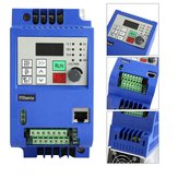 0.75KW-2.2KW 220V PWM VFD Inverter Simplification 1 Phase In And 3 Phase Out Inverter Variable Frequency Drive Inverter - 2.2KW
