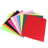 30x30cm Colorful non tissé feutre tissu pour l'artisanat d'art couture bricolage patchwork