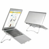 Portable Adjustable Foldable Laptop Stand Holder Heat Dissipation For 7.0-17.0 Inches Tablet for iPad Pro 12.9 Inch Laptop MacBook Air MacBook Pro