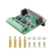 Placa de Expansão RS485 & CAN Shield para Raspberry Pi 4 Model B / 3B + / 3B / 2B / Zero / Zero W