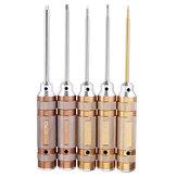 KDS KYLIN 1,5 / 2,0 / 2,5 / 3,0 / 4,0 mm * Narzędzie do naprawy śrubokrętów sześciokątnych 100 mm do modeli RC