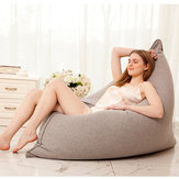 Bean Bag Sofa Covers Lounger Chair Sofa Seat Without Filler Beanbag Sofa Bed Pouf Puff Couch Lazy Tatami