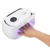48W Çift UV Led Tırnak Lamba 24 leds Tırnak Kurutucu LCD Ekran UV L