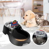 946ml Pet Cat Dog Automatic Water Drinker Dispenser Rabbit Food Drink Dish Pet Bowl Auto Feeder Waterer