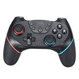 bluetooth Wireless Game Controller Somatosensory Gamepad para Nintendo Switch Pro Game Console