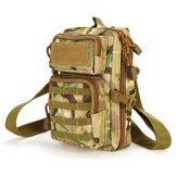 Utilitário de bolsa tático 600D Molle Cinto Pacote de cintura Telefone Bolsa Webbing militar Bolsa Cintura Bolsa