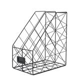 Document Trays File Holder 2 Layers File Box Metal File Desktop Organizer Storage Office School Supplies