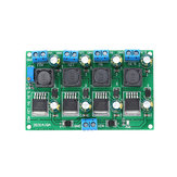 3A 3.3V 5V 12V Adjustable 2-28V Output Step Down Power Supply Module 4CH 4-channel DD31AJQA