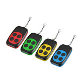 6V Multi-frequency Self-copy Remote Control 315mhz/433mhz/868mhz Learning Copy Remote Control Transmitter