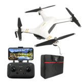 JJRC X7P SMART+ 5G WIFI 1KM FPV With 4K Camera Two-axis Gimbal Brushless RC Drone Quadcopter RTF