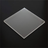300x500mm PMMA Acrylic Frosted Matte Sheet Acrylic Plate Perspex Board Cut Panel
