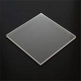 300x500mm PMMA Akrylowy matowy arkusz Matowy arkusz akrylowy Płyta z pleksi z przyciętego panelu