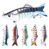 HENGJIA JM049 11cm 22.5g Hard Multi Jointed Lure Fishing Bait Fishing Lure Fishing Tools