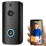 Wireless HD 1080P Smart WIFI Security Video Doorbell Phone Camera Night Vision