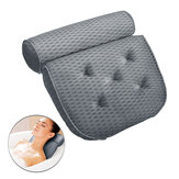 Teknologi 4D Air Mesh Comfort Bathtub Pillow