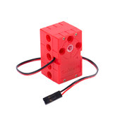 Kittenbot 360° 2KG Dual Shaft Programmable Servo/Motor For DIY Robot