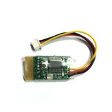Eachine E119 E129 RC Helicopter Part Receiver Board Compatible With FUTABA FHSS