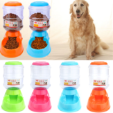 3.5L Automatic Pet Water Food Dispenser Dog Cat Large Feeder Pet Bowl