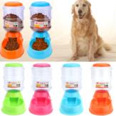 3.5L التلقائي أغذية الحيوانات الأليفة المياه موزع الكلب القط تغذية كبيرة الحيوانات الأليفة السلطانية