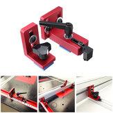 Butée de piste d'onglet à rainure en T fixe 30/45 outils de bricolage manuels pour le travail du bois