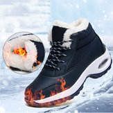 Women Slip Resistant Air Cushion Comfy Boots Sneakers
