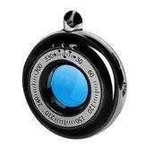 Rilevatore di segnale della fotocamera Portatile Laser Nascosto lente Finder CCD CMOS Allarme anti-furto a vibrazione per la sicurezza domestica dell'hotel