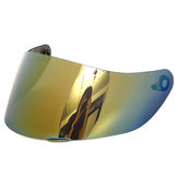 Motocicleta Motocross Wind Shield Helmet Lente Visor Full Face Fit para AGV K3SV K5