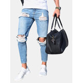 Stijlvolle skinny jeans met lage taille