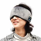 Nirkabel Bluetooth 5.0 Stereo Masker Mata Headphone Earphone Musik Sleep Headset