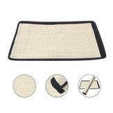 Sisal Cat Scratching Pads Natural Mat Proteger Mobiliário Pé Para Cat Chair Protector Escalada Árvore Scratch Pad Board Pet Mat