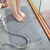 Bồn tắm không trơn trượt Bồn tắm Mat Cao su Phòng tắm Thảm sàn Massage Cup Hút