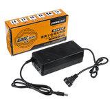 Cargador eléctrico Batería Cargador de litio Batería 36V 2A Batería Coche Cargador de bicicleta eléctrico