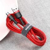 Baseus 2A Micro-USB-Schnellladedatenkabel für Mi4 7A 6Pro OUKITEL Y4800