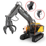 Double E E568-003 RC Excavator 3 IN 1 Models Engineer RC Car