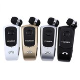 FINEBLUE F920 Wireless bluetooth Business Clip Earphone with Calls Vibration Remind