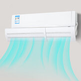 Loskii Adjustable Home Air Conditioner Wind Shield Air Conditioning Baffle Anti-wind Cover For Confinement Infant Baby