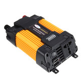 2000W Peak Car Power Inverter 12V-220V/110V Modified Sine Wave Car Converter with LED Screen Dual USB 8 Safety Protection