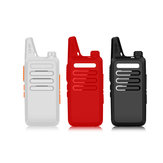 Rechargeable 16 Channel 3-5km Walkie Talkie Slight Outdoor Hiking Toys for Kids