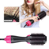 Multifunctional Negative Ion Hairbrush Comb Roll Straight Du