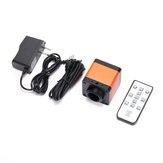 HAYEAR 48MP 1080P 60FPS HDMI USB Endüstriyel Elektronik Dijital Video Lehimleme Mikroskop Kamera Büyüteç Telefon PCBTHT Onarılması için
