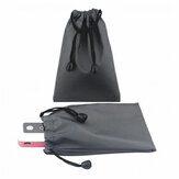 Bakeey Univeral Waterproof Portable Drawstring Oxford Fabric Earphone Storage Case Bag USB Cable MP3 Memory Card