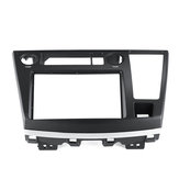Car CD Radio Facia Dash Panel Fascia Piatto Kit per Nissan Elgrand (E51) 2002-2010