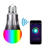 85-265V E27 7W WiFi RGBW LEDスマート電球はAlexa Google Home Nestで動作します